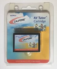 Califone Av Tutor Cartridge 'Play Ball' Part No. Mcfpb-D