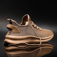 Men Running Shoes Casual Breathable Walking Sport Athletic Tennis Sneakers Gym
