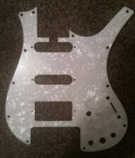 Parker Guitars P-Series/Nitefly USA Pearl HSS Pickguard