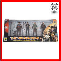 The Walking Dead Rick Grimes 15th Anniversary Edition Box Set Figure Collection