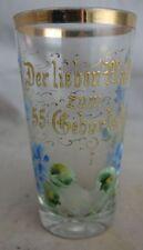 antikes Glas aus Sammlung Nr. 3153/04 Mutter 55. Geburtstag