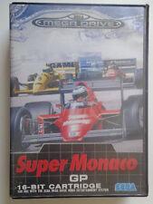 Mega Drive-SUPER MONACO GP 1 (PAL) (con imballo originale) 10820773