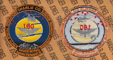 C 3rd Bn 160th SOAR Special Operations Aviation Regt NSDQ Airborne pocket patch