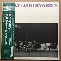 Jaki Byard – Hi-Fly, New Jazz – SMJ-6275 Japanese Reissue 1977 Obi