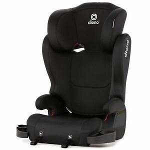 Diono Cambria 2 Latch, 2-in-1 Belt Positioning Booster Seat, High-Back to Backle