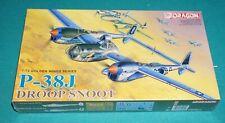 P-38J Droop Snoot Dragon 1/72 Factory Sealed.