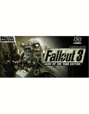 Fallout 3 Game of the Year Edition Steam Key Pc Game Code Global [Blitzversand]