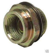 """26-26 Holley Fuel Bowl Inlet Fitting 3/8"""" Tube Or 5/8 Inverted Flare 7/8-20 A61"""