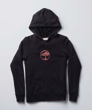 2019 NWT WOMEN'S ARBOR ICON PULLOVER HOODIE $70 M Black/Red logo print