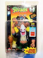 McFarlane Spawn CLOWN Action Figure w/ Special Edition COMIC BOOK NIB NEU NEW