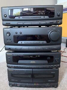 Technics SH550 Components System ( Tape, CD, Tuner, Sound Processor)