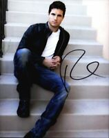 Robbie Amell authentic signed celebrity 8x10 photo W/Cert Autographed D1