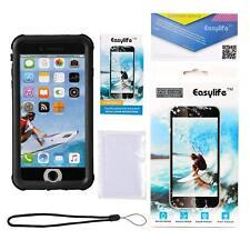 Easylife Iphone 7 WATERPROOF SHOCKPROOF DIRT PROOF SNOW PROOF CASE BLACK NDB