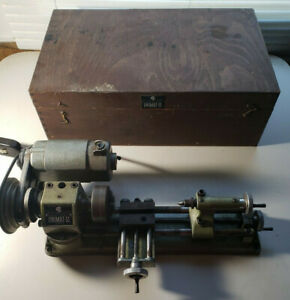 Unimat SL1000 Lathe with box and Accessories