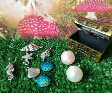 Fairy garden accessories fairy  treasure mermaids