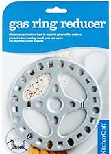 Kitchen Craft Gas Reducer Ring, Carded Home Chef Cook