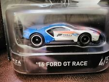 Hot Wheels Forza Motorsport 16 Ford Gt Race