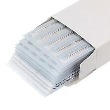 50 шт. одноразовые стерильные иглы для тату M1 M2 Rm Rl, RS, F