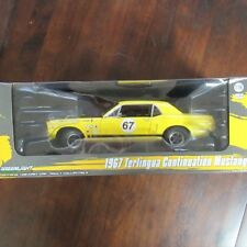1967 Terlingua Continuation Mustang #67 1/18 by Greenlight Collectibles
