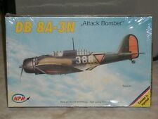 "MPM 1/72 Scale DB 8A-3N ""Attack Bomber"" - Factory Sealed"