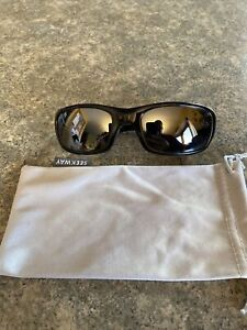 Maui Jim Stingray Polarized Sunglasses 103-02 Black/Neutral Grey Glass Lens