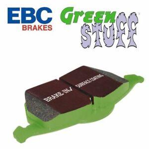 EBC Greenstuff Brake Pads Front for Ram 3500 2500 SLT ST 04-08 5.7L DP61650