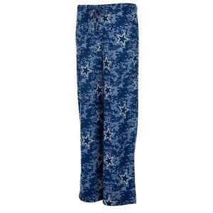 Dallas Cowboys NFL Youth Boys Tallow Pajama Pant Size Small (8) ~ NWT