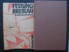 Paul Peikert-Festung Breslau in den Berichten eines Pfarrers 2.WK