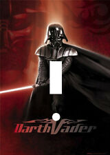 STAR WARS DARTH VADER LIGHT SWITCH PLATE COVER