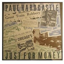 "PAUL HARDCASTLE ""JUST FOR MONEY"" - 12"" MAXI SINGLE"