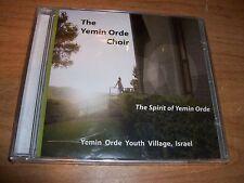 Spirit Of  Yemin Orde The Yemin Orde Choir (Music CD 2007) Youth Village Israel