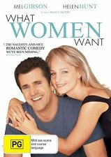 What Women Want DVD - AU VERSION - BRAND NEW