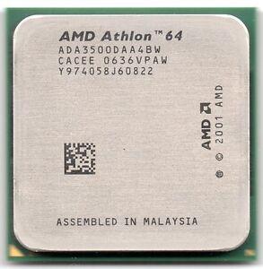 AMD ATHLON 64 3500+ socket 939