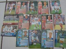 2 elegir cards Panini ran sat 1 futbol 95 bl 1995 liga Federal