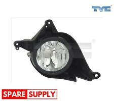 FOG LIGHT FOR HONDA TYC 19-0800-01-2