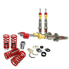 SKUNK2 RACING SPORT SHOCKS+COILOVER SLEEVES FOR 90-93 ACURA INTEGRA 10kg/18kg