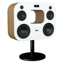 """Fluance Wireless High Fidelity Music System with Powerful Amplifier 8"""" Subwoofer"""