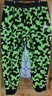 Nike Men's NSW Sportswear CE Winter NYC Parks Black Green Camo CU1396-313 Sz 3XL