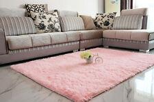 80X120CM Shaggy Area Rug Dining Room Carpet Fluffy Easy Life Global Popular Gift