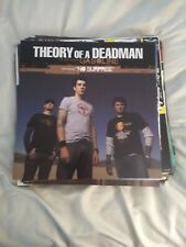 THEORY OF A DEADMAN  -  Vintage Promo poster 12 x 12