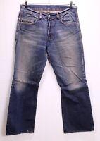 GJ22-17 Diesel Ravi Herren Jeans blau W34 L32 Cargo Baggy straight leg