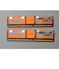 2GB (2 X 1GB)  PC2-5300F DDR2-667 Fully buffered ECC Server Workstation Memory