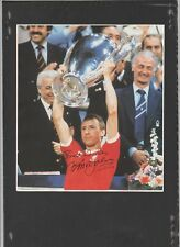 Signed picture of JOHN McGOVERN the NOTTS FOREST footballer.
