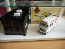 Matchbox Collectibles 1959 Mercedes L 408 Ambulance in White in Box