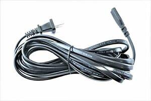 [UL Listed] OMNIHIL 10 Feet Long AC Power Cord for VIZIO V51-H6 SOUNDBAR