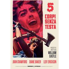Cinque Corpi Senza Testa (Restaurato In Hd)  [Dvd Nuovo]