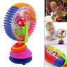 Baby Suction Ferris Wheel Toy Rattle Rainbow High Chair Toy for Baby