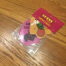GUESS // FARMERS MARKET // PRODUCE STICKER PACK // RARE