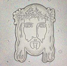 Flexible Resin Religious Mold Jesus Head Piece