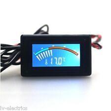 Affichage numérique pointeur Thermomètre Température Mètre jauge pour PC Voiture Celsius